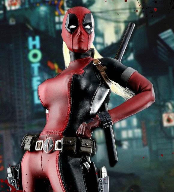 female deadpool cosplay costumes