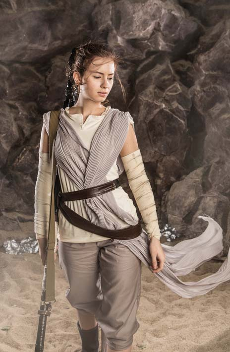 the most classic rey cosplay costumes